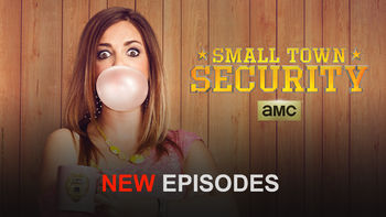 Netflix Box Art for Small Town Security - Season 3