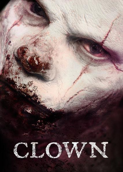 Clown Netflix BR (Brazil)