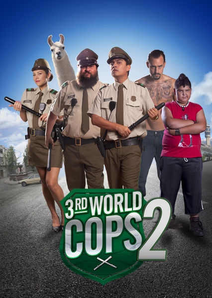 3rd World Cops 2 Netflix ES (España)