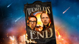 Netflix Box Art for World's End, The