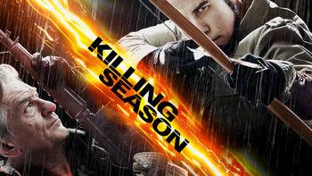 Netflix box art for Killing Season
