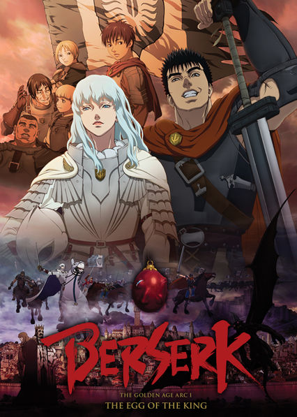 Berserk: The Golden Age Arc I - The Egg of the King Netflix ES (España)