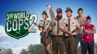 Netflix box art for 3rd World Cops 2