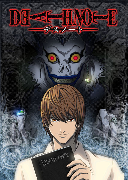 Death Note Netflix MX (Mexico)