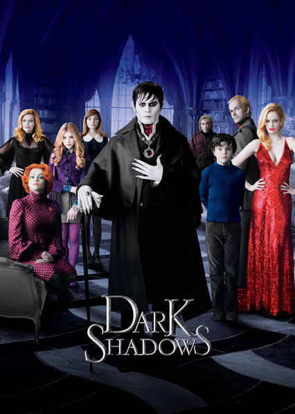 Dark Shadows Netflix ES (España)