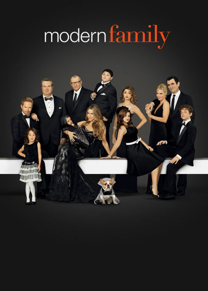 Modern Family Netflix CL (Chile)