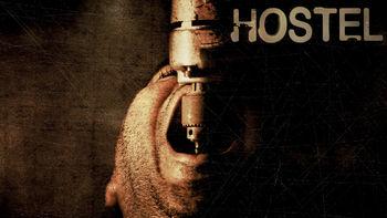 Netflix box art for Hostel