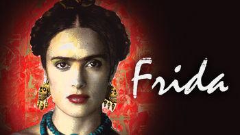 Netflix box art for Frida