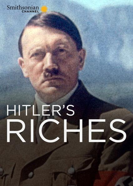 Hitler's Riches Netflix PR (Puerto Rico)