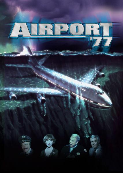 Airport '77 Netflix UY (Uruguay)