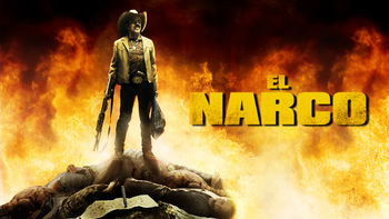 Netflix box art for El Infierno