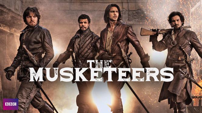 The Musketeers | filmes-netflix.blogspot.com