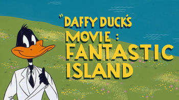 Daffy Duck Fantastic Island Streaming