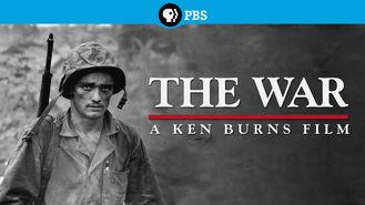 Netflix box art for Ken Burns: The War - Season 1