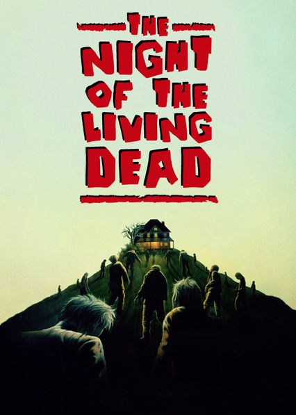 Night Of The Living Dead Netflix BR (Brazil)