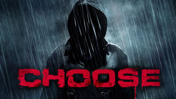 Netflix box art for Choose