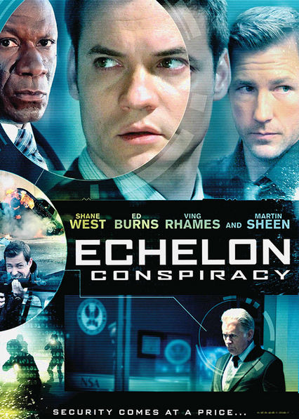 Echelon Conspiracy Netflix IN (India)