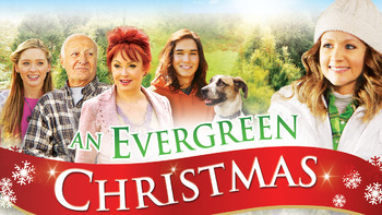 not in usa but still want to watch an evergreen christmas no problem - An Evergreen Christmas