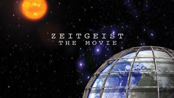 Netflix box art for Zeitgeist: The Movie