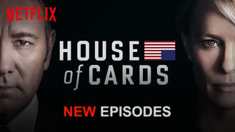 Netflix box art for House of Cards - Season 4
