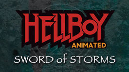 Hellboy: Animated: Sword of Storms | filmes-netflix.blogspot.com