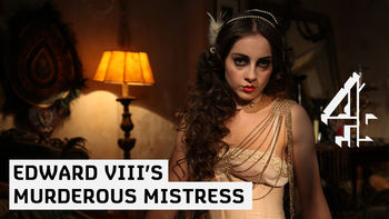 Netflix box art for Edward VIII's Murderous Mistress