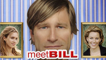 Netflix box art for Meet Bill