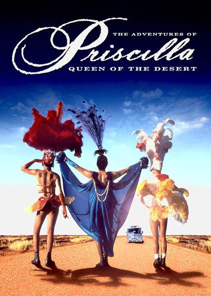 The Adventures of Priscilla, Queen of the Desert Netflix UK (United Kingdom)