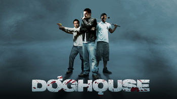 Netflix box art for Doghouse