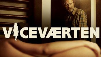 Netflix box art for Viceværten