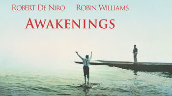 Netflix box art for Awakenings