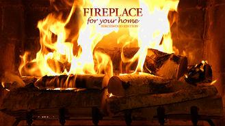 Netflix box art for Fireplace 4K: Crackling Birchwood