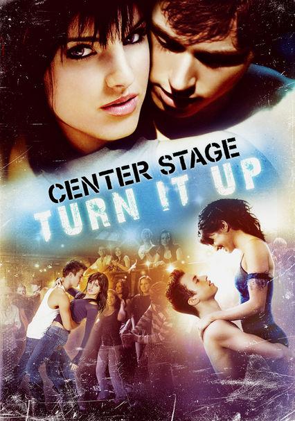 Center Stage: Turn It Up Netflix BR (Brazil)
