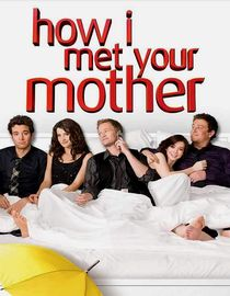 How I Met Your Mother: Season 7: The Rebound Girl
