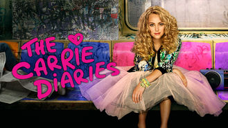Netflix box art for The Carrie Diaries - Season 1