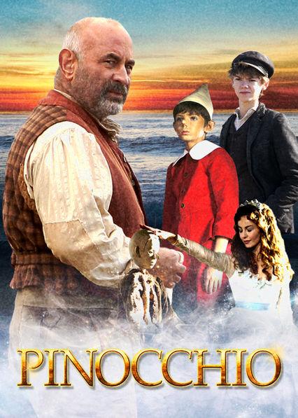 Pinocchio Netflix AR (Argentina)