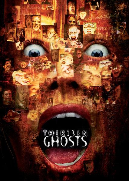 Thirteen Ghosts Netflix ES (España)