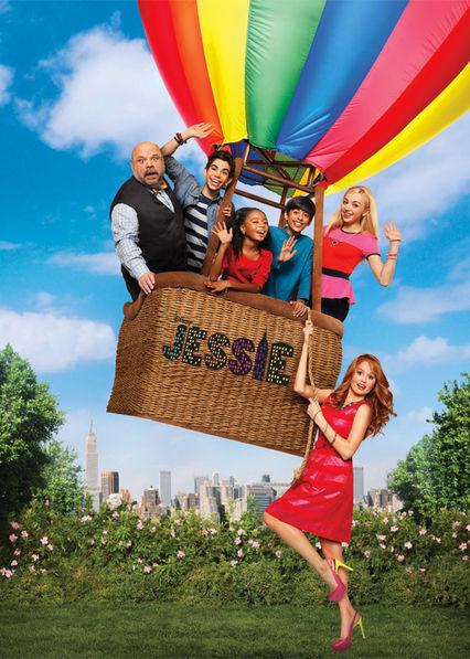 Jessie Netflix ES (España)