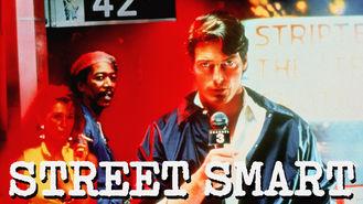Netflix box art for Street Smart