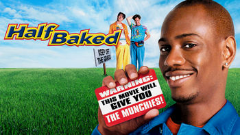 Netflix box art for Half Baked