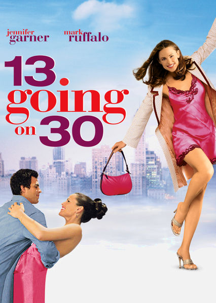 13 Going on 30 Netflix BR (Brazil)