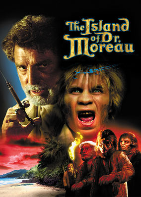 Island of Dr. Moreau: Director's Cut, The