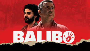 Netflix box art for Balibo