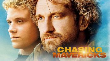 Netflix box art for Chasing Mavericks