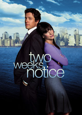 Two Weeks Notice Netflix BR (Brazil)