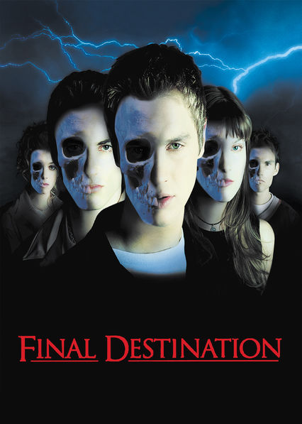 Final Destination Netflix EC (Ecuador)