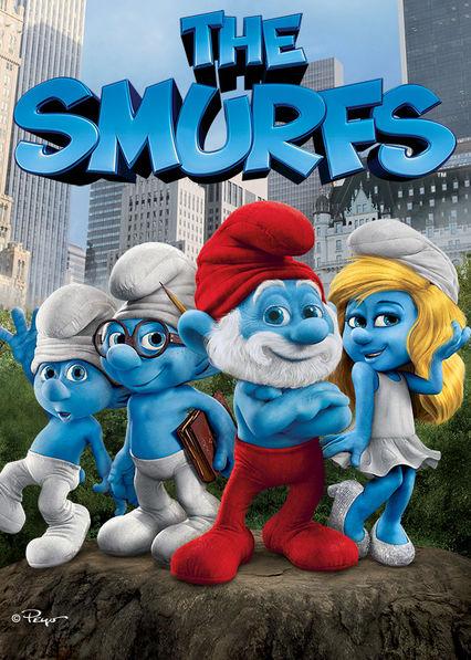 The Smurfs Netflix ES (España)