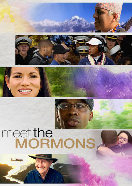 Meet the Mormons Netflix BR (Brazil)