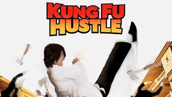 Netflix box art for Kung Fu Hustle