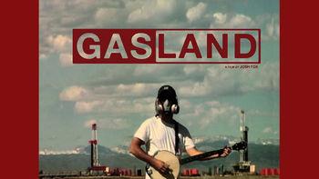 Netflix box art for GasLand
